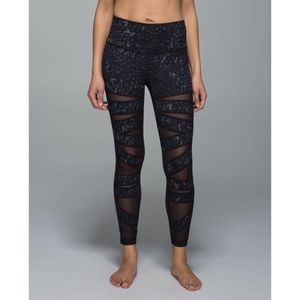 Lululemon | High Times Pant Star Crushed Coal